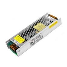 V-TAC VT-20153 Alimentation LED SLIM 150W 24V 6.5A acier inoxydable IP20 - SKU 3253