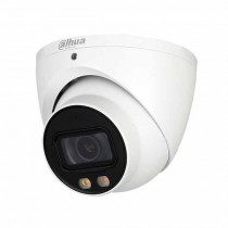 Dahua HAC-HDW2249T-A-LED eyeball dome camera hdcvi hybrid 4in1 2.1Mpx 3.6mm starlight fullcolor audio osd ip67