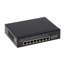 Switch 8 Porte PoE 10/100/1000 Mbps - 90POE88GG