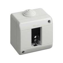 Unterwassergehäuse 1 Modul IP40 Idrobox MATIX - Bticino 25401