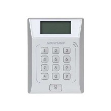 Hikvision DS-K1T802E Zugangskontrollterminal 12V mit LCD RFID-Lesegerät standard Unique EM ip20