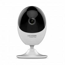 Hikvision HWC-C120-D/W Hiwatch mini Network ip-cam wifi hd 1080p 2Mpx 2.8mm audio slot sd plastique IP20
