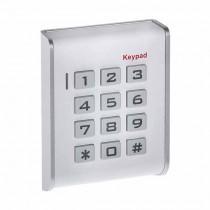Tastiera serratura a combinazione da parete 12V lettore RFID – White