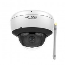 Hikvision HWI-D220H-D/W Hiwatch series telecamera dome IP WiFi hd 1080p 2Mpx 2.8mm h.265+ audio slot sd IP67