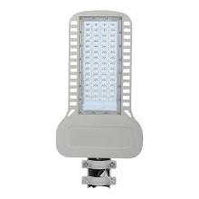 V-TAC PRO VT-104ST Réverbère LED Street light 100W chip samsung blanc froid 6400K aluminium gris IP65 - sku 961