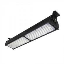 Lampes Industrielles LED 100W High Bay Linéaire 10.000LM Haute Lumens Corps Noir IP44 VT-9108 - SKU 5600 Blanc froid 6400K