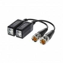 Passive Video Balun AHD/PAL CCTV UTP - Blister 90TR1DL