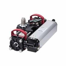 Attuatore oleodinamico 230v interrato s800 enc cbac 180° per ante battente 2m 800kg faac 108801