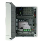 Centrale di comando Nice MC824H per 1-2 motori 24V con encoder