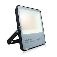 V-TAC Evolution VT-49261 Projecteur LED SMD 200W slim noir Super brillant 160LM/W blanc froid 6400K  - SKU 5923