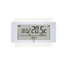 Touch screen Chronothermostat 230V White Wall Bpt TH/500 WH 230