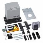 KIT DELTA 2 FAAC Automazione cancello scorrevole 500KG 230V SAFE DELTA2 1056303445