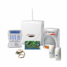 Bentel ABS-14KITSM Kit absolute smart 8-zone central alarm + accessories
