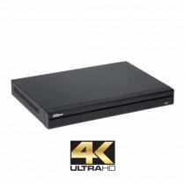 NVR ULTRA HD 4K 1U 16CH HDMI/VGA 200Mbps ONVIF 2.4 Dahua NVR4216-4K