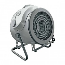 Portable and wall-mounted fan heater three-phase motor with Mechanical timer Vortice CALDOPRO PLUS 5000 T - sku 70807