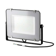 V-TAC PRO VT-156 150W Led Floodlight black slim Chip Samsung smd high lumens cold white 6400K - SKU 773