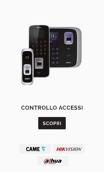 categoria controllo accessi
