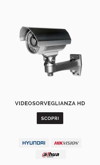 kit videosorveglianza completi